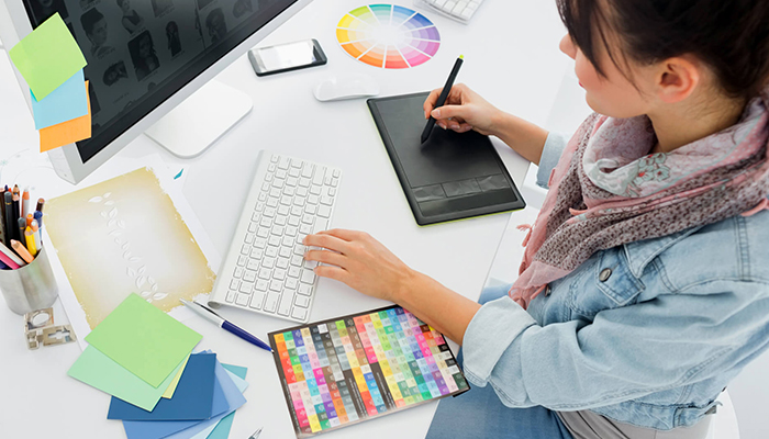 Графический дизайн сайтов
