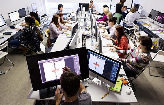 Обучение веб-дизайну в ВУЗе