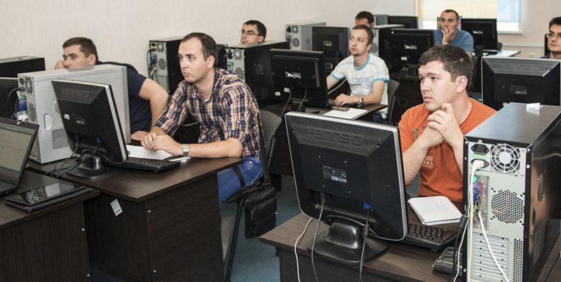 группа на курсах веб дизайна