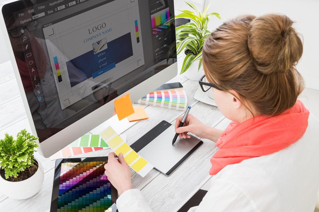 обучение веб дизайну в Алматы