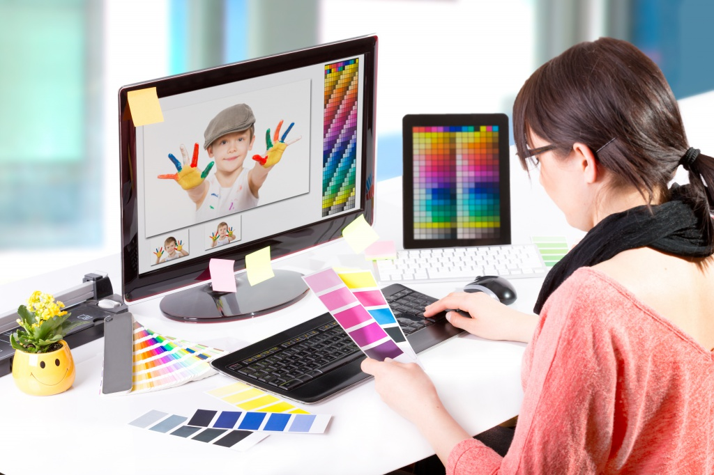 цветовой дизайн